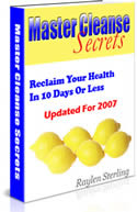 Master Cleanse Secrets 10 Day Diet